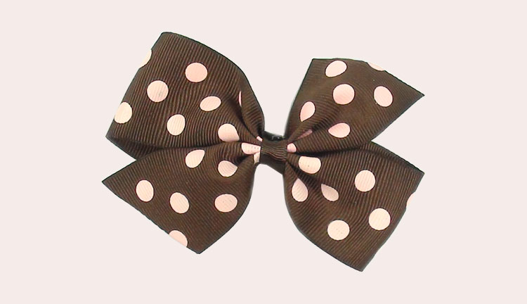 Pinwheel Hair Bow Ver. 1