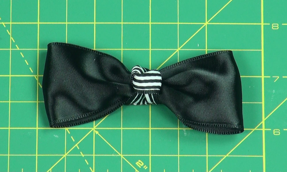 Completed Bow Tie Bow